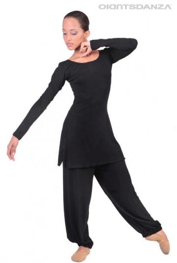 Completo danza insegnante T1001 -