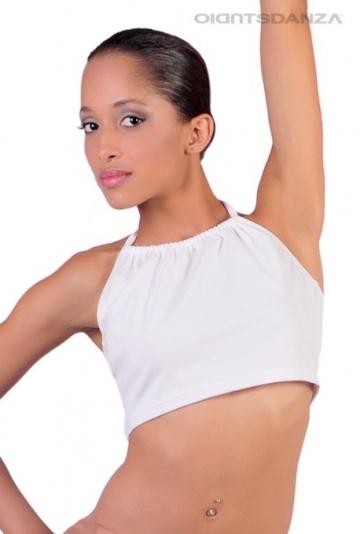 Top allacciato danza moderna JZM25 -