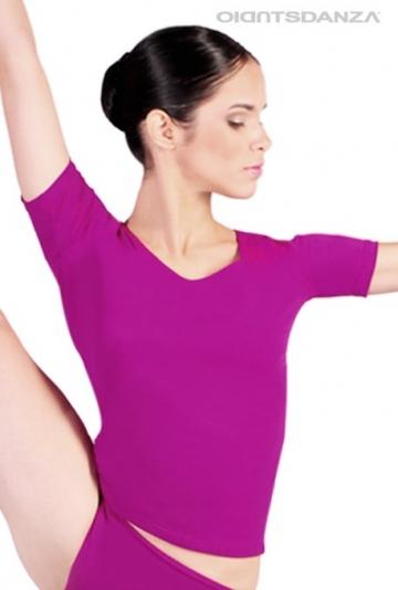 Magliette danza classica e moderna JZM33T