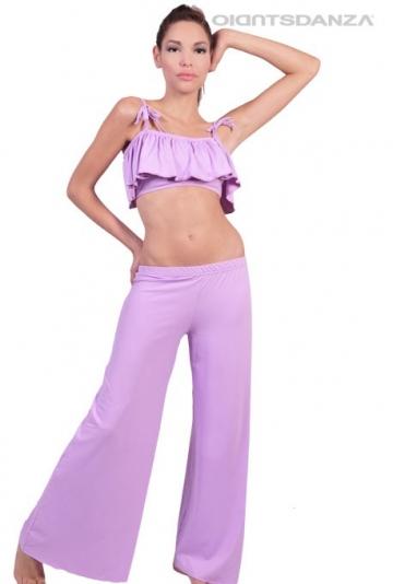 Abbigliamento danza completo JZM505