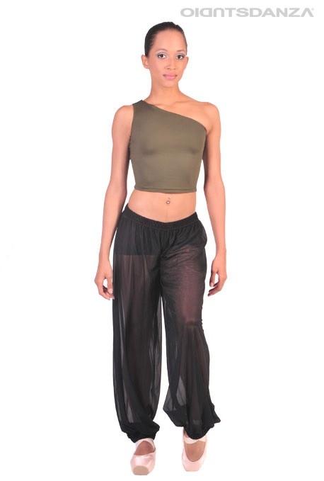 Abbigliamento danza moderna e contemporanea JZM888 -