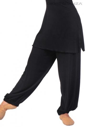 Pantaloni danza contemporanea T1001P -