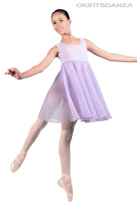 Abito danza classica C2804 -