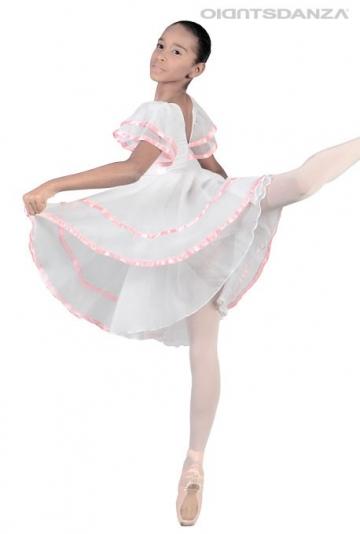 Abito danza classica C2807 -