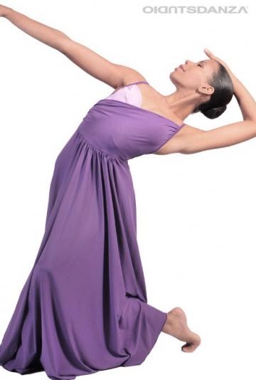 Vestito danza Ermes C2510 -