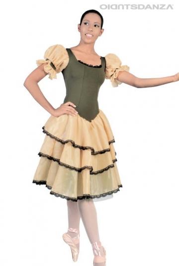 Costume danza La rusticana C2514 -