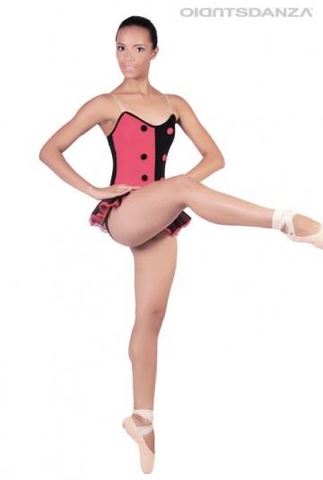 """Costume danza """"La Carmen"""" C2517"""