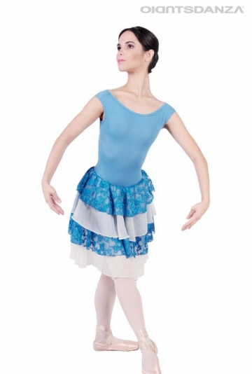 Vestito danza classica C2523 -