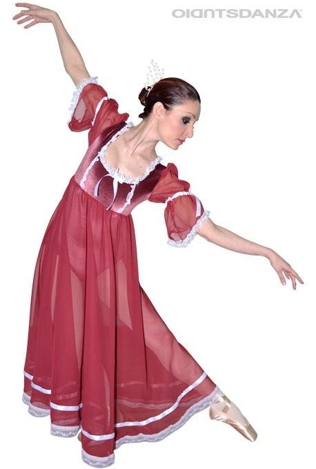Costume danza classica C2537 -