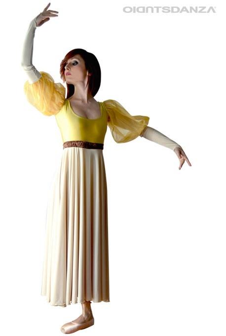 Vestito per danza classica C2540 -