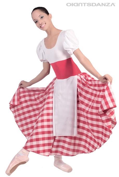"Costume danza ""Lavandaia"" C2503 -"