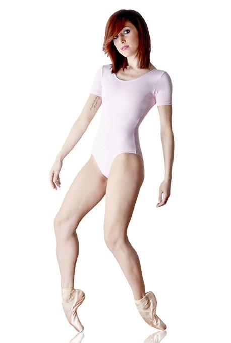 Body danza mezza manica -