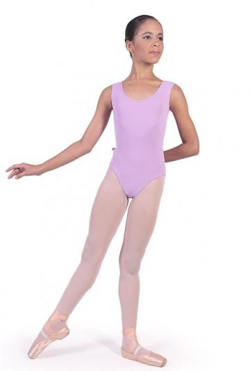 Body danza senza maniche B409