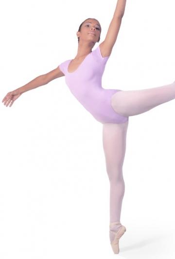 Body danza a mezza manica B408 -