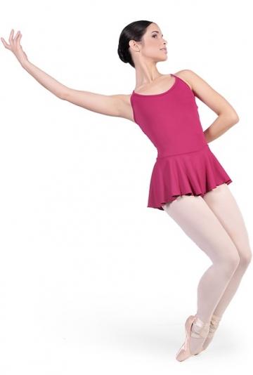 Body danza con gonnella B1006 -