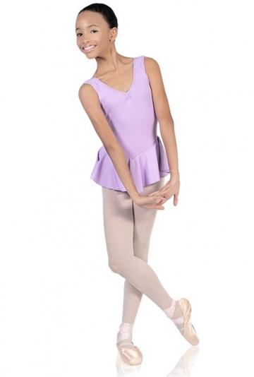 Body con gonnellino danza -