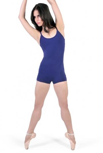 Danza body a pantaloncino B1009