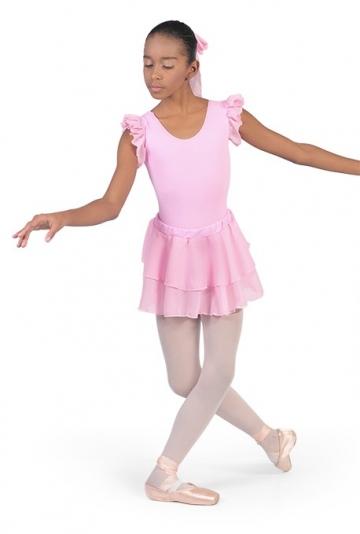 Body danza da bambina C2801