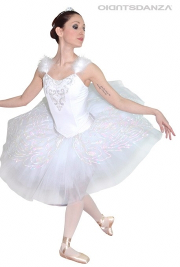Costume Cigno Bianco C2670