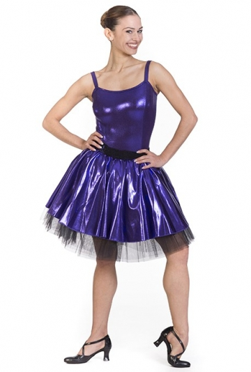 Costume danza moderna Blackrock C2127