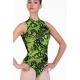 Body danza collo alto B510BNL -