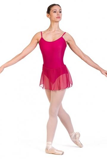 Body con gonnellino danza classica