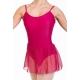 Body con gonnellino danza classica B399GNS -