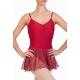 Body gonnellino danza B506GNS -