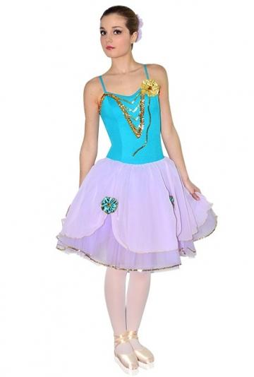 Tutu danza classica Lillac C2668 -