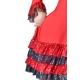 Abito da danza Latina C2119 -