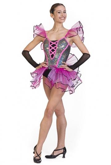 Costume per saggio di danza moderna C2130 -