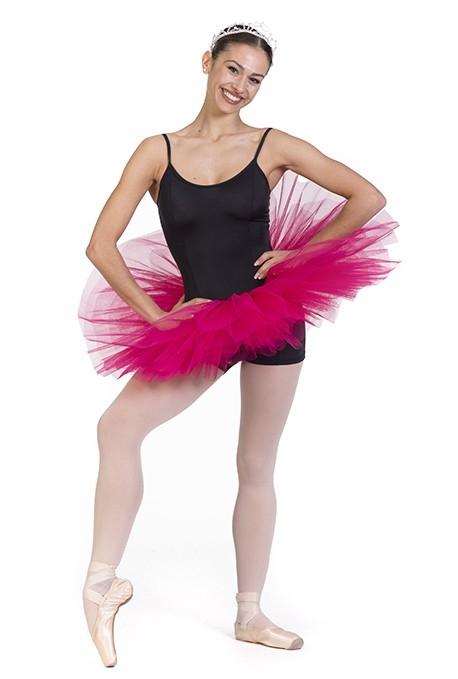 Tutu danza a pantaloncino TC1009 -