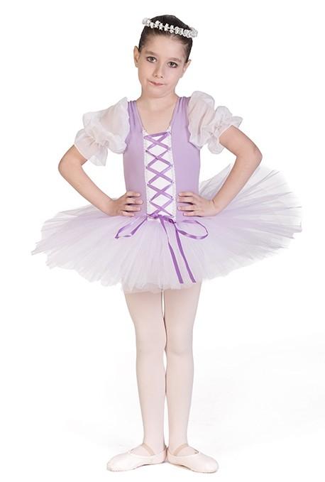Tutu bambina danza classica C2684 -