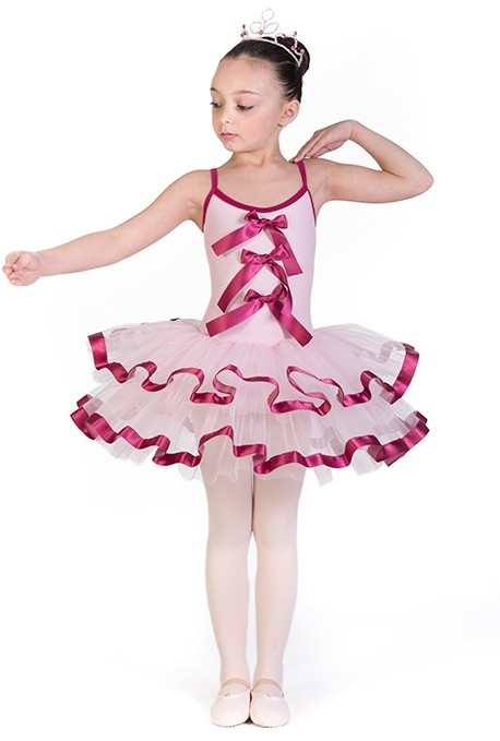 Tutù danza per bambina C2689 -