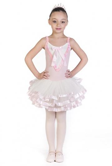 Tutu danza classica per bambina C2691 -