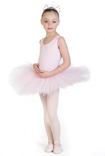 Tutù danza classica per bimba C2699