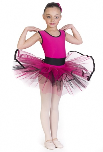 Tutù danza per bimba C2705 -