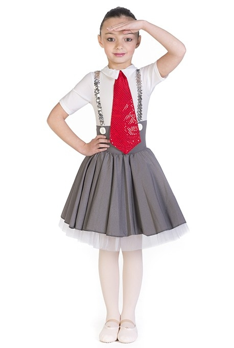 Costume danza moderna C2154 -