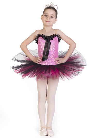 Tutu danza classica per bambine C2697 -