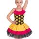 Tutu per bambina danza classica C2698 -