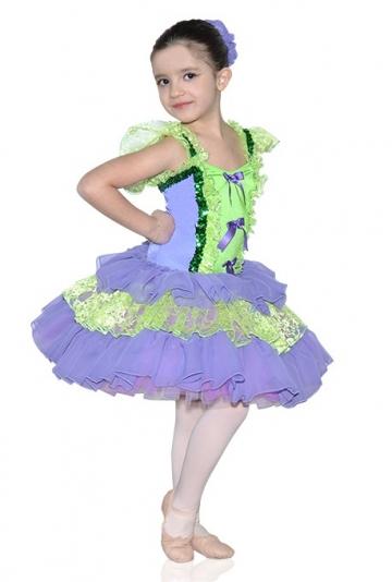 Tutu bambine danza classica C2649 -