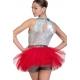 Costume per danza moderna in lycra laminata -