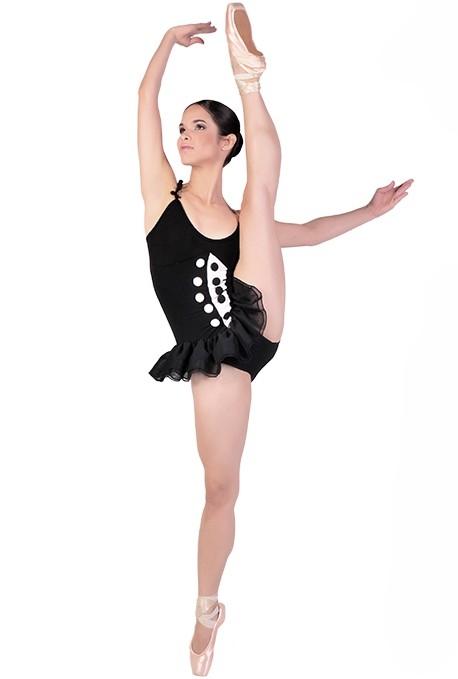 """Costume danza """"La Carmen"""" C2502 -"""