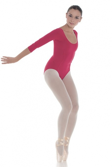 Body danza con maniche 3/4 B508 -