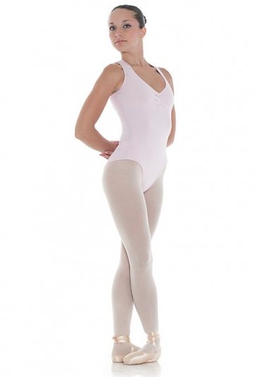 Body classico con intreccio B424 -