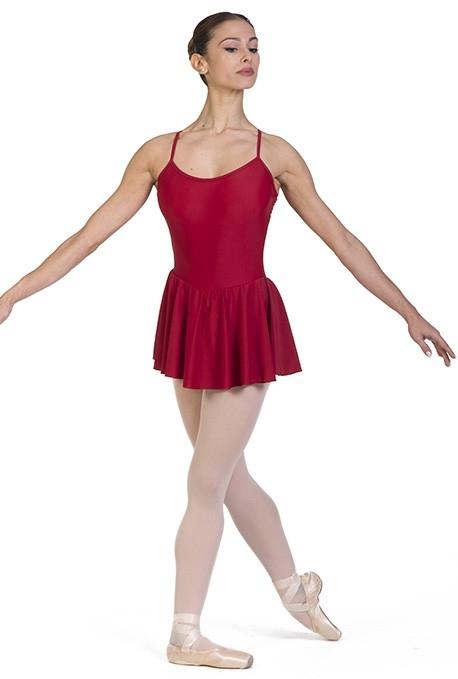 Body con gonna danza classica B1017 -