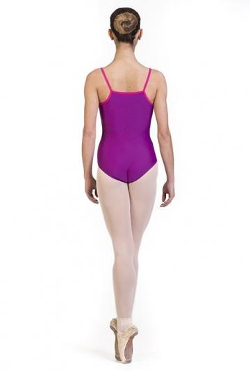 Body danza classica con bretelle B420