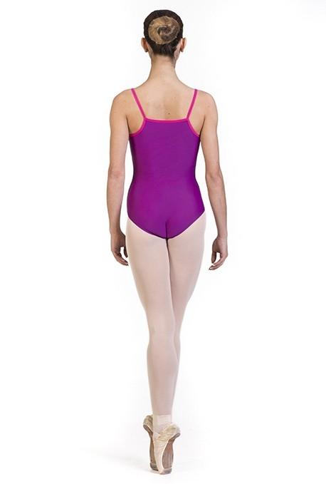 Body danza classica con bretelle B420 -
