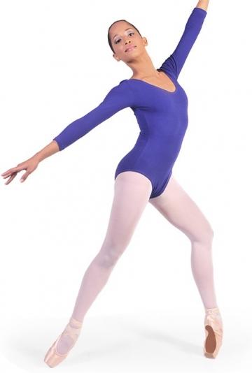 Body danza manica ¾ -