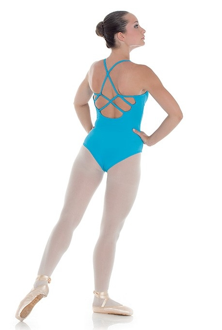 Body danza bretelline -